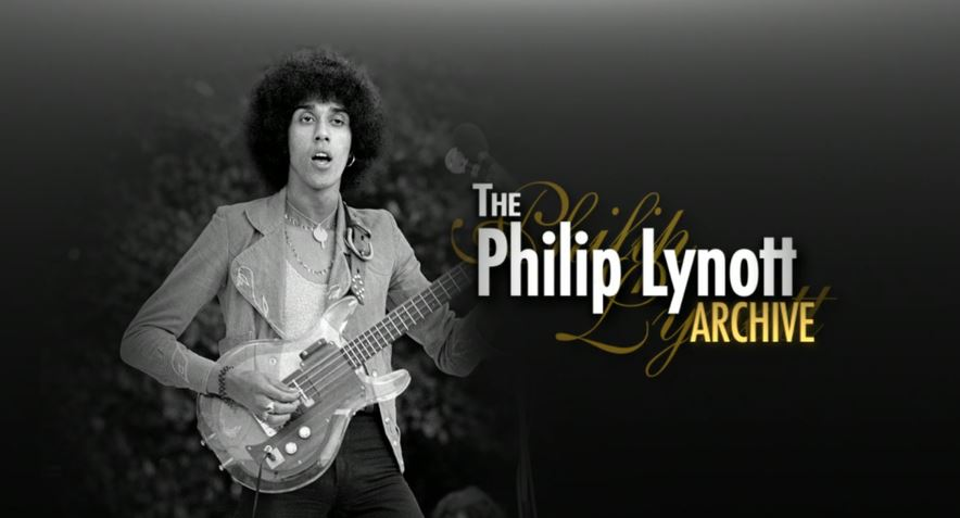 the phil lynott archive