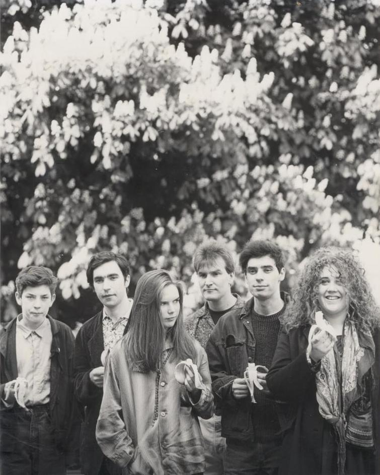 The Would-Be's circa 1990's