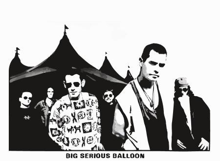 Indian - Big Serious Balloon