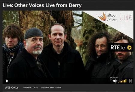 Other Voices RTE