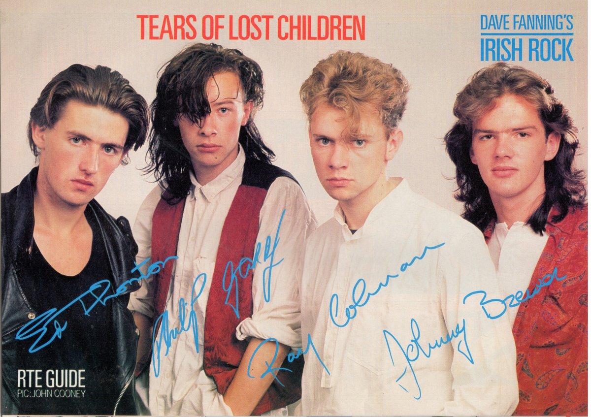 Tears Of Lost Children