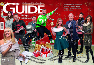 another end of year ritual is the obligatory trawl through the rte guide looking for interesting shows to record the radio and tv programmers like to use - 2014 Christmas Shows On Tv