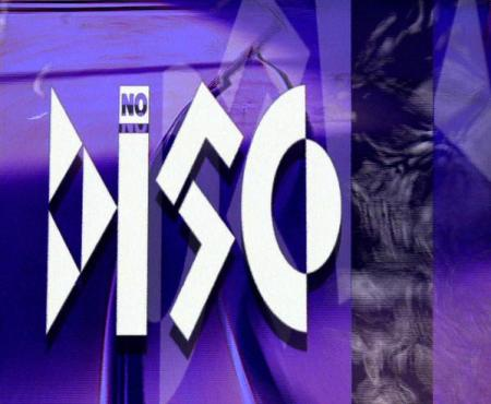 no disco logo