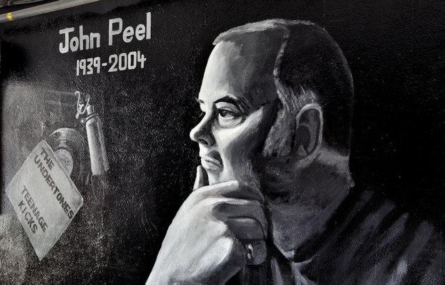 Keeping It Peel Podcast - Irish Peel Sessions
