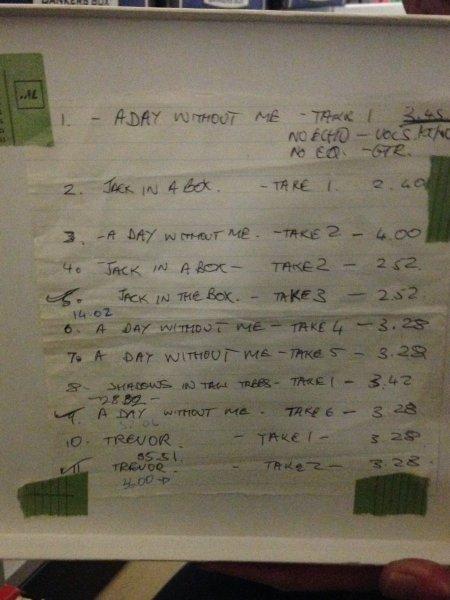 u2 session tracklisting