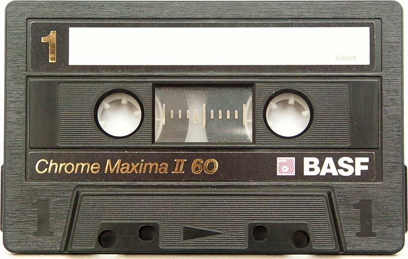 BASF tape