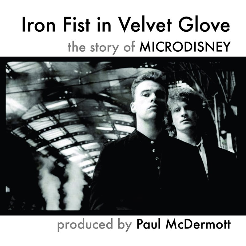 Found iron fist velvet glove
