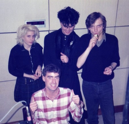 the fall & dave fanning 1984