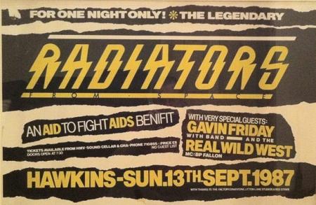 radiators 1987
