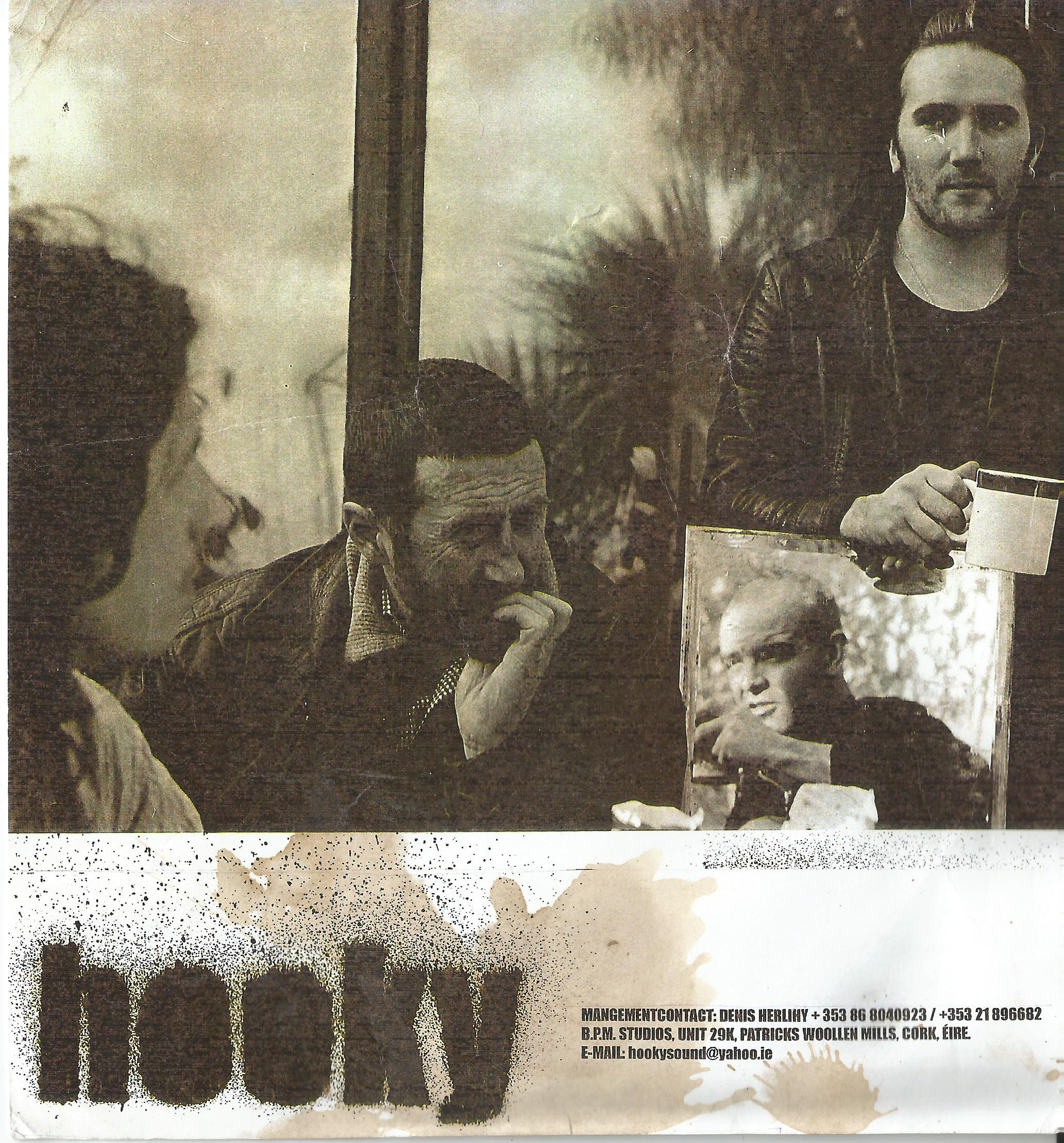 Hooky Press Photo
