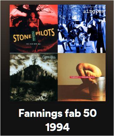 spotify fab50 1994
