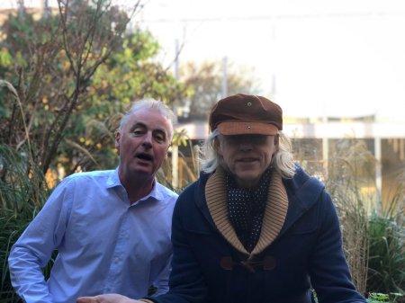 bob geldof and dave fanning 2020