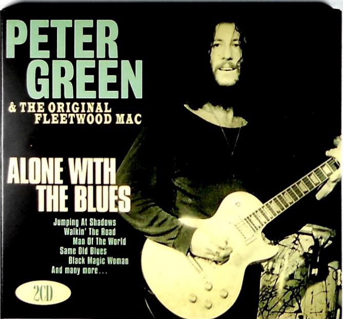 peter green alone with the blues