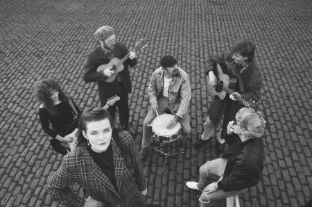Mary Stokes Band 1989