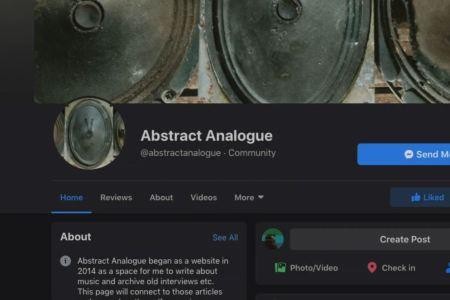 abstract analogue